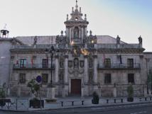 Universidad de Valladolid. Imagen: José Luis Filpo Cabana. Fuente: Wikipedia,