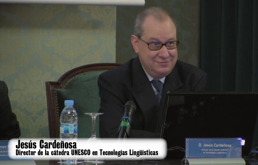Director de Teclin, Jesús Cardeñosa.