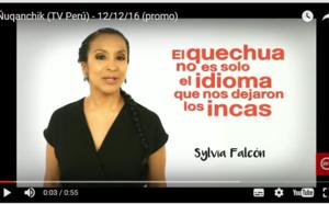 Ñoqanchik: el primer noticiario en quechua en Perú
