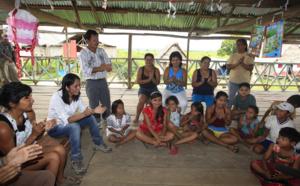 Los Maijuna de Perú luchan por proteger su cultura
