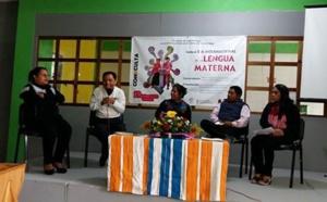 México recuerda que las lenguas indígenas tienen la misma validez que el español