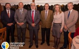 Jesús Cardeñosa viajará a Brasil para organizar la red de la Cátedra UNESCO TECLIN en el país